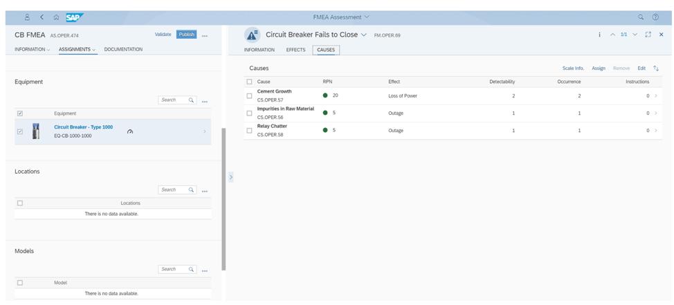 SAP intelligent asset management strategy