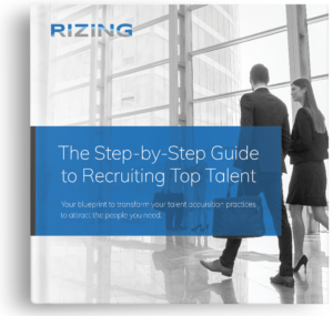 eBook - The Step-by-Step Guide to Recruiting Top Talent
