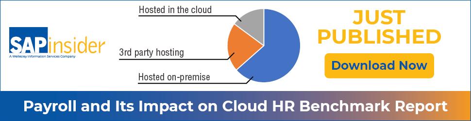 SAPinsider payroll and cloud hr banner