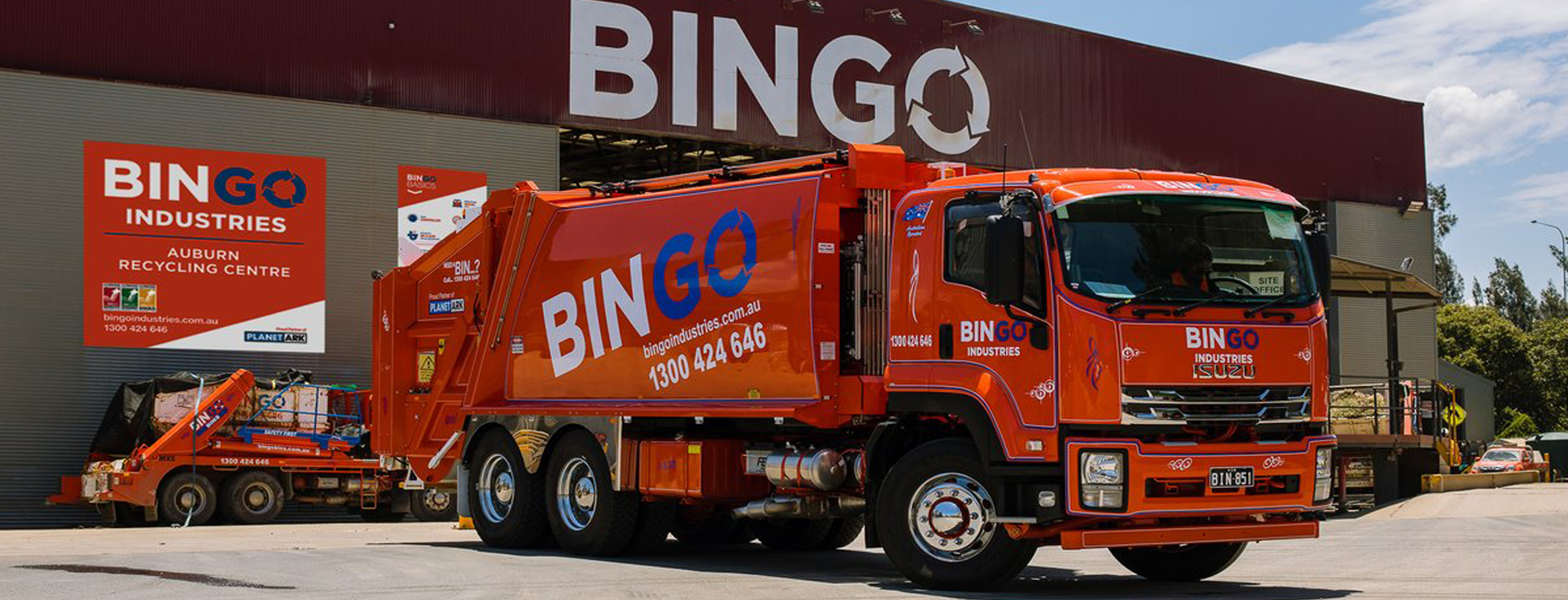 Customer Story: BINGO Industries Adopts Best Practices for Mobile Workforce featured image