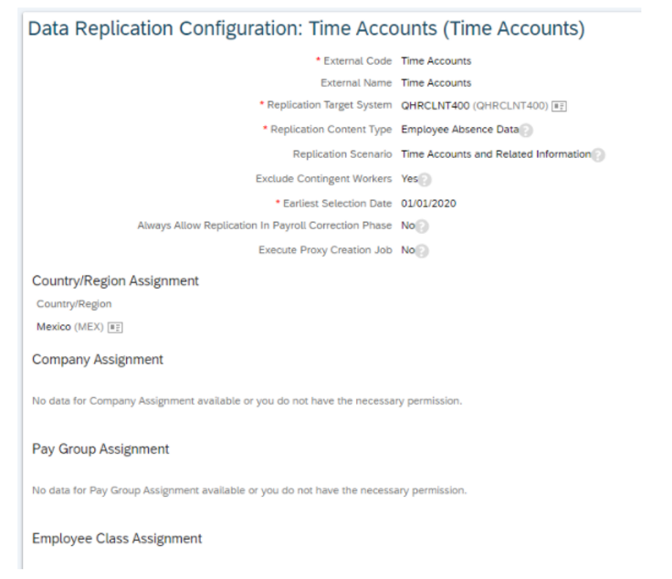 SuccessFactors H2 2020 Employee Central Payroll release