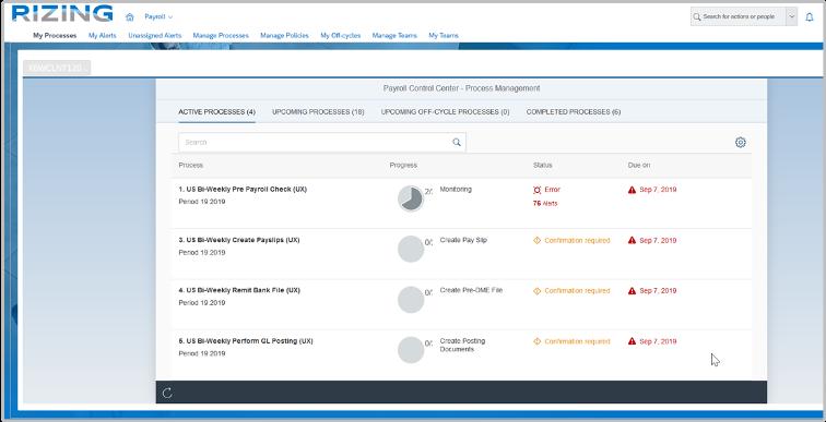 cloud payroll employee experience