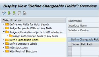 SAP Application Interface Framework