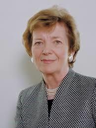 IWD2021 Mary Robinson
